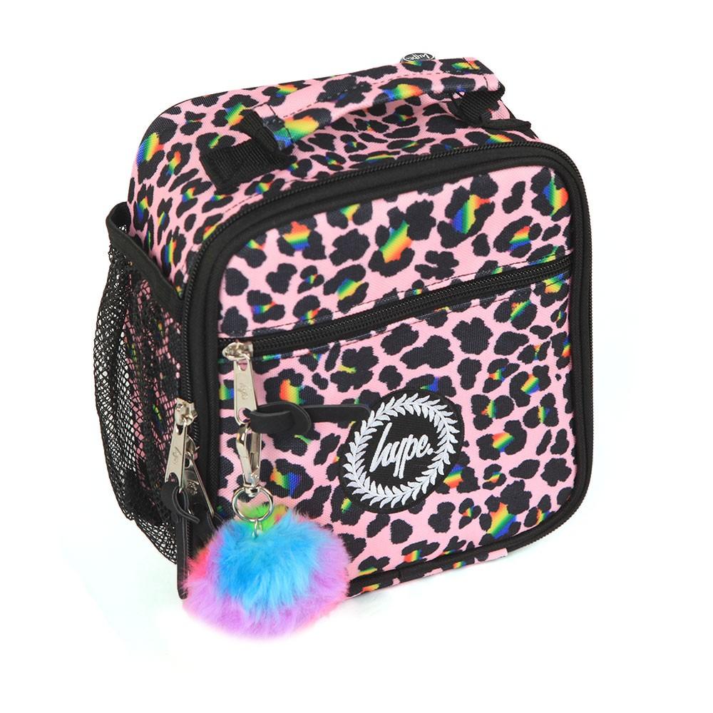 Rainbow Leopard Lunchbox main image