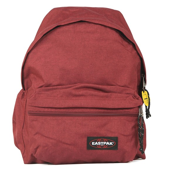 Eastpak Mens Crafty Wine Padded Zippl'r Backpack