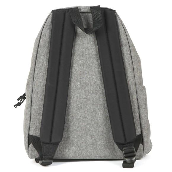 Eastpak Mens Grey Padded Zippl'r Backpack main image