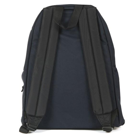Eastpak Mens Blue Padded Zippl'r Backpack main image