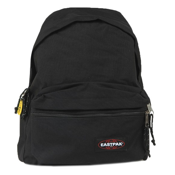 Eastpak Mens Black Padded Zippl'r Backpack