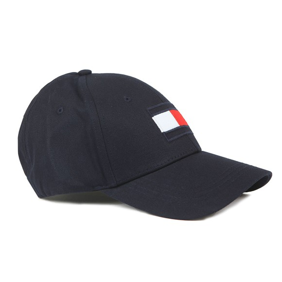 Tommy Hilfiger Mens Blue Big Flag Cap main image