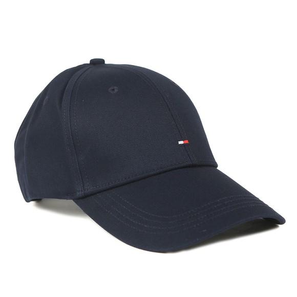 Tommy Hilfiger Mens Black Classic Cap