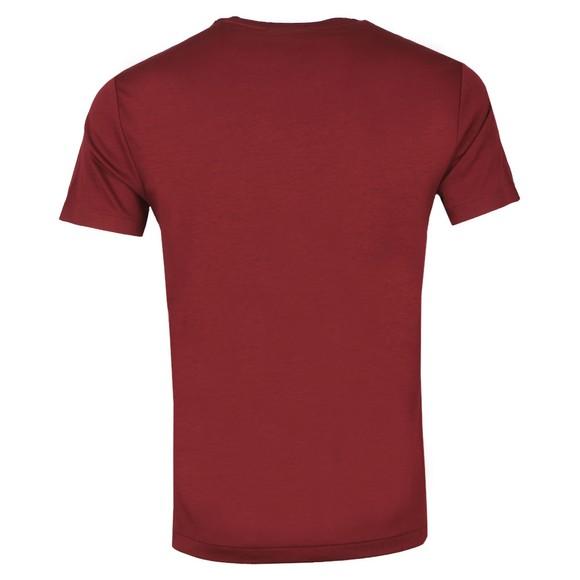 Polo Ralph Lauren Mens Red Custom Slim Fit Pima Cotton T Shirt main image