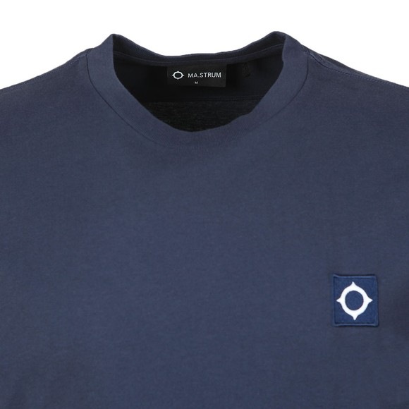 Ma.Strum Mens Blue Icon T-Shirt