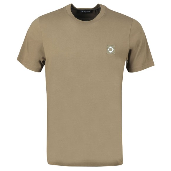 Ma.Strum Mens Green Icon T-Shirt