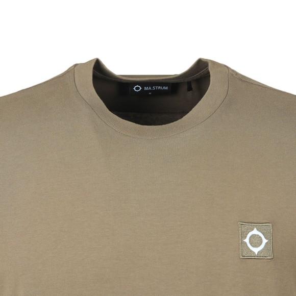 Ma.Strum Mens Green Icon T-Shirt