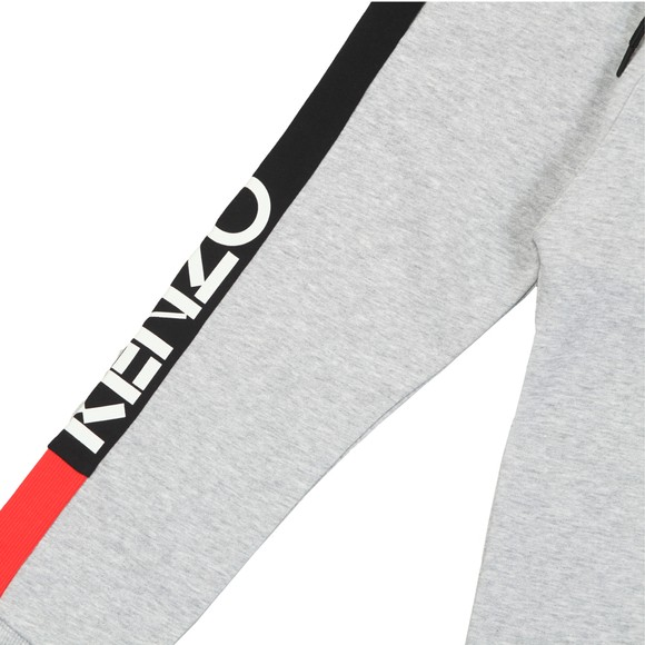 Kenzo Kids Boys Grey Karl Logo Jogger main image