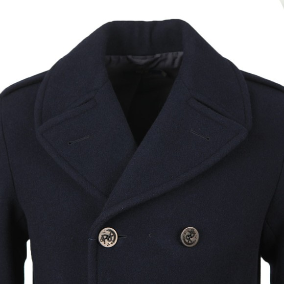 Polo Ralph Lauren Mens Blue Peacoat