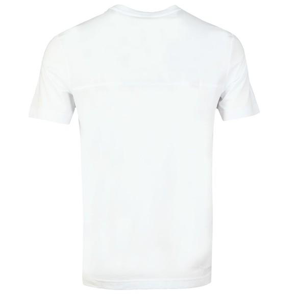 BOSS Mens White Athleisure Teeonic T-Shirt main image