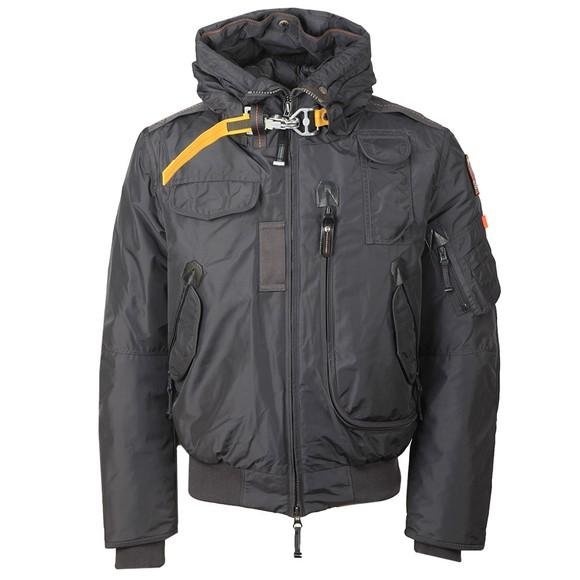 Parajumpers Mens Black Gobi Base Jacket