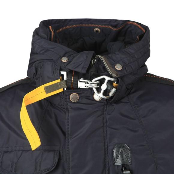 Parajumpers Mens Black Right Hand Base Jacket