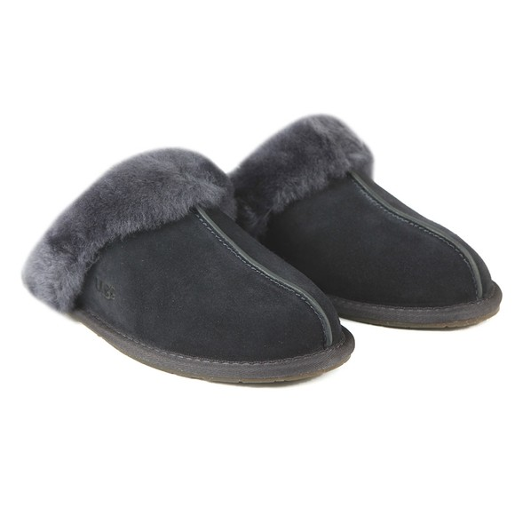 Ugg Womens Blue Scuffette II Slipper