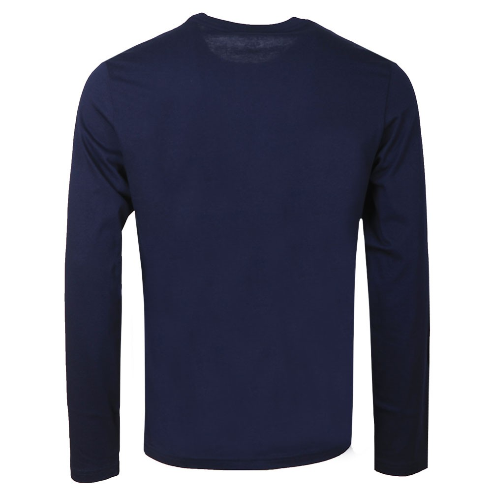 Long Sleeve Sleep Crew Neck T-Shirt main image