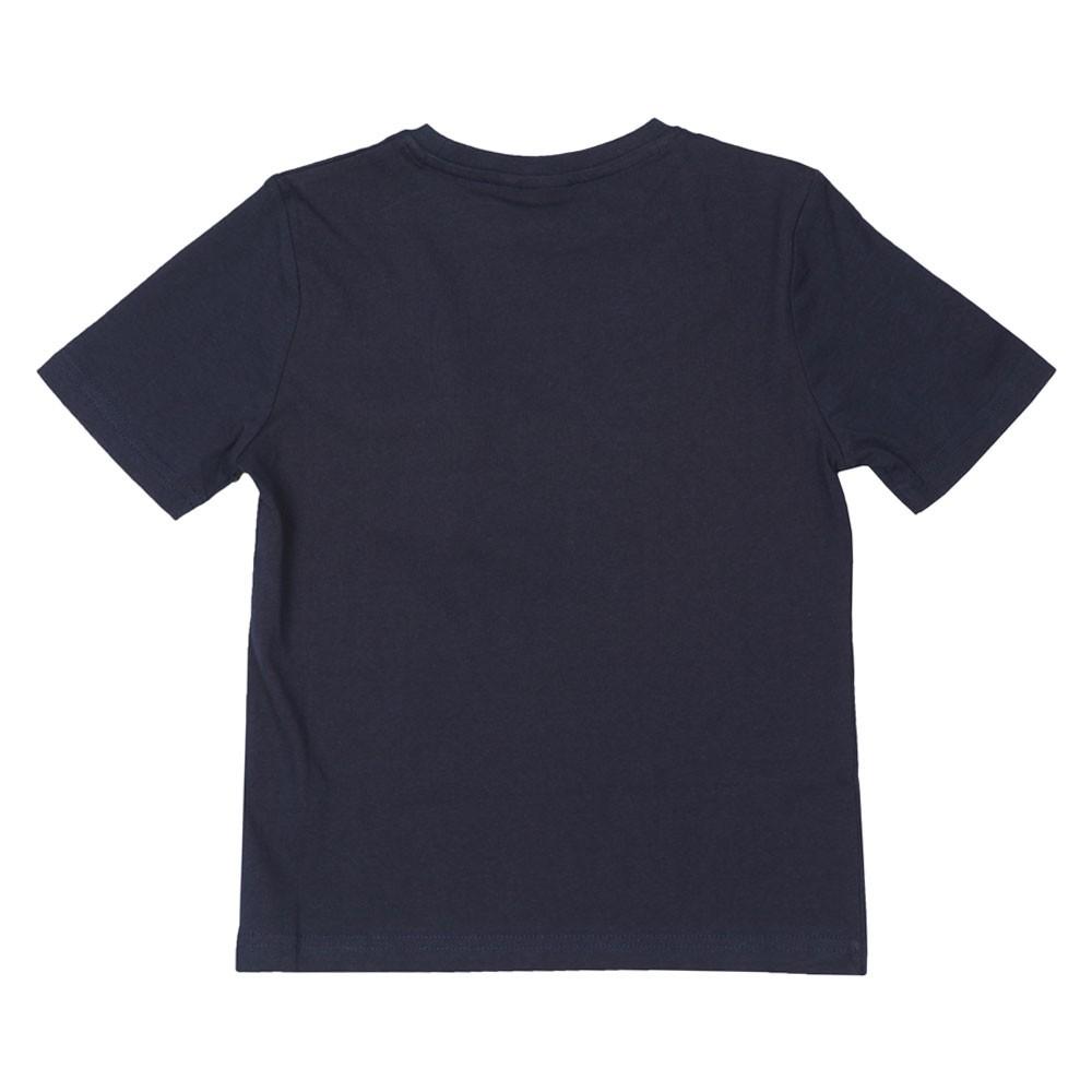 Large Curved Logo T-Shirt main image