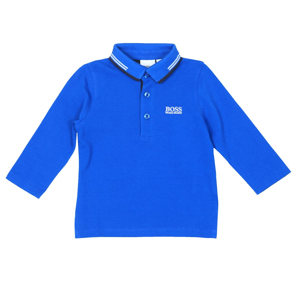 Twin Tipped Collar Polo Shirt main image