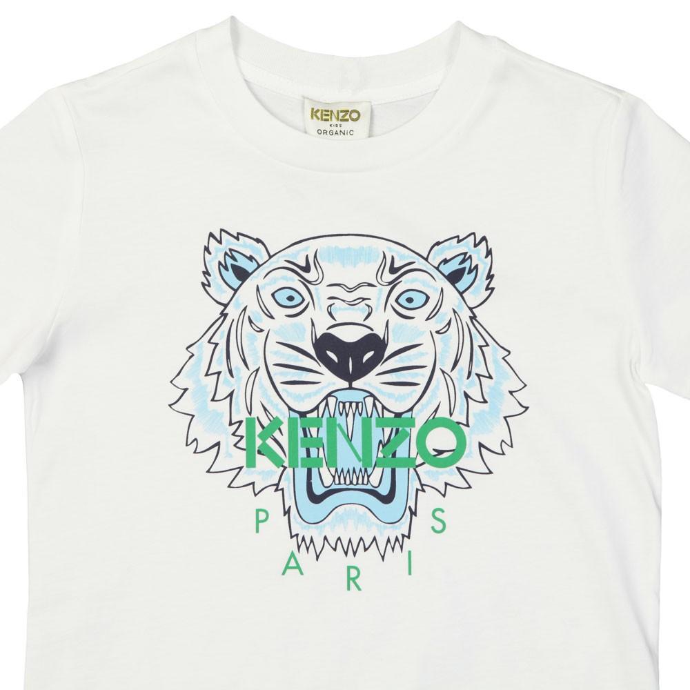 Boys Printed Tiger T-Shirt main image