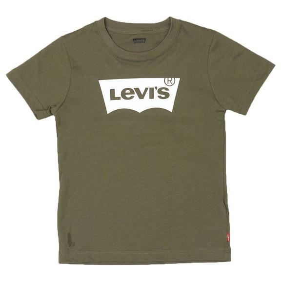 Levi's Boys Green Classic Batwing T-Shirt