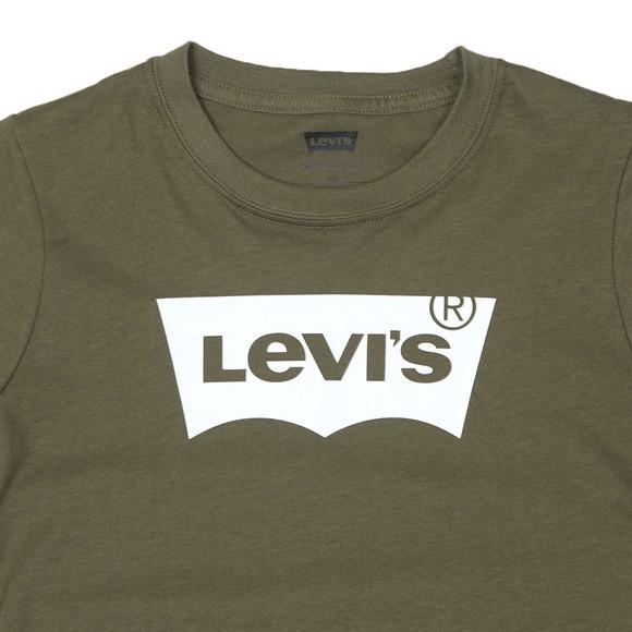 Levi's ® Boys Green Classic Batwing T-Shirt
