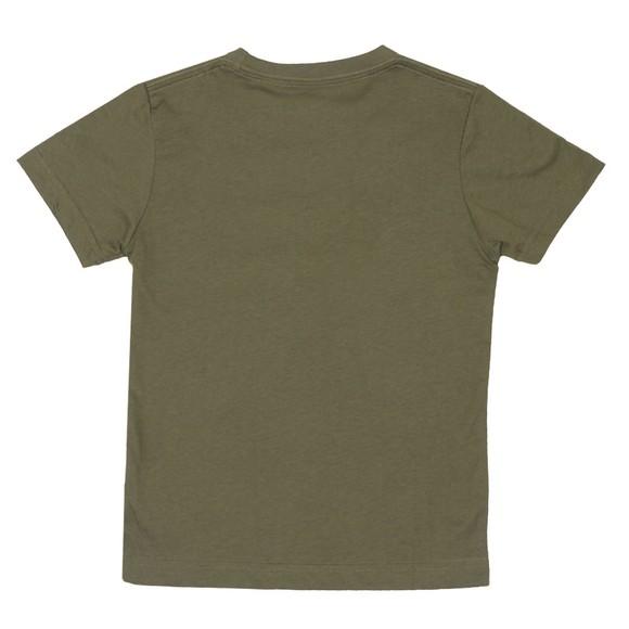 Levi's ® Boys Green Classic Batwing T-Shirt main image
