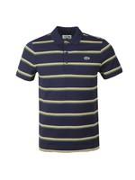 YH1492 Striped Polo Shirt