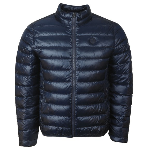 North Sails 36th Americas Cup presented by PRADA Mens Blue Wellington Harbour Puffer Jacket