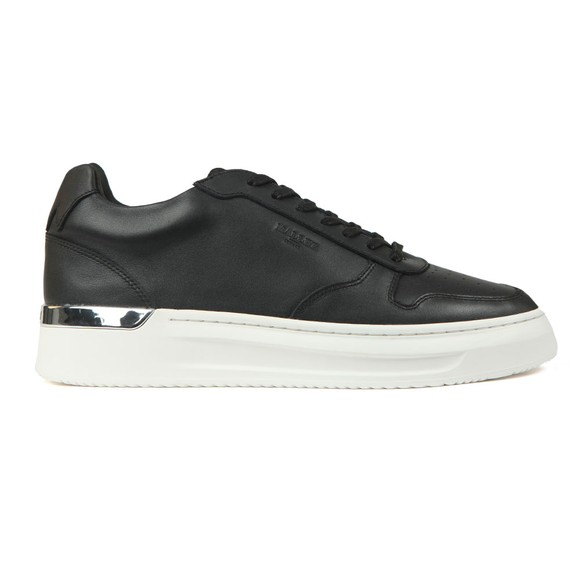 Mallet Mens Black Hoxton Trainer