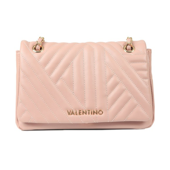 Valentino by Mario Womens Pink Signoria Small Satchel
