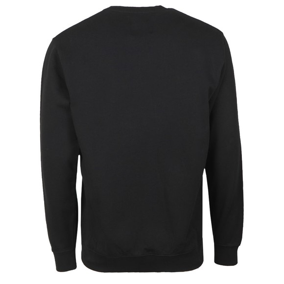 Edwin Mens Black Japanese Sun Sweatshirt main image