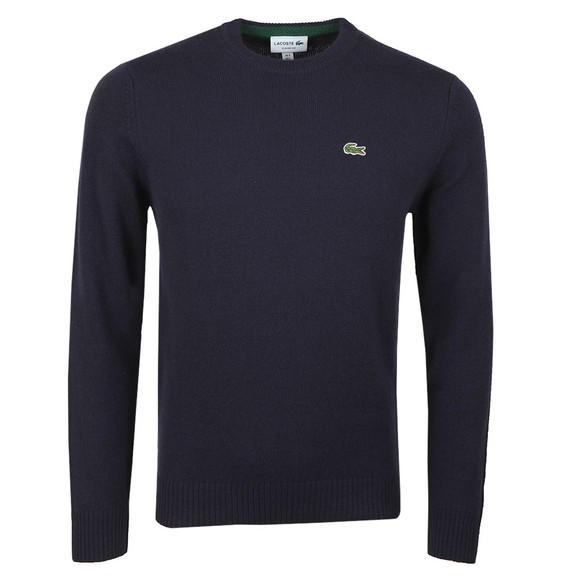 Lacoste Mens Blue AH1988 Jumper main image