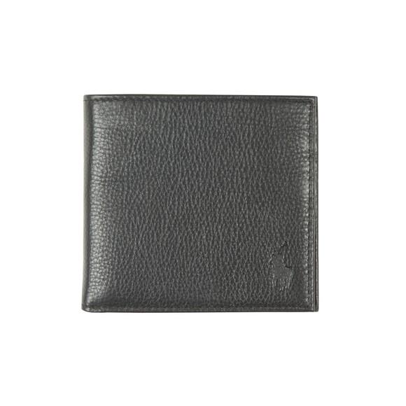 Polo Ralph Lauren Mens Black EU Billfold Wallet
