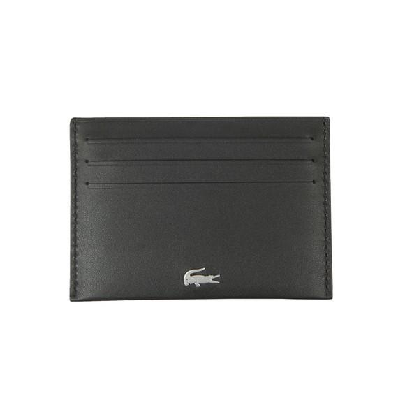 Lacoste Mens Black Credit Card Holder main image