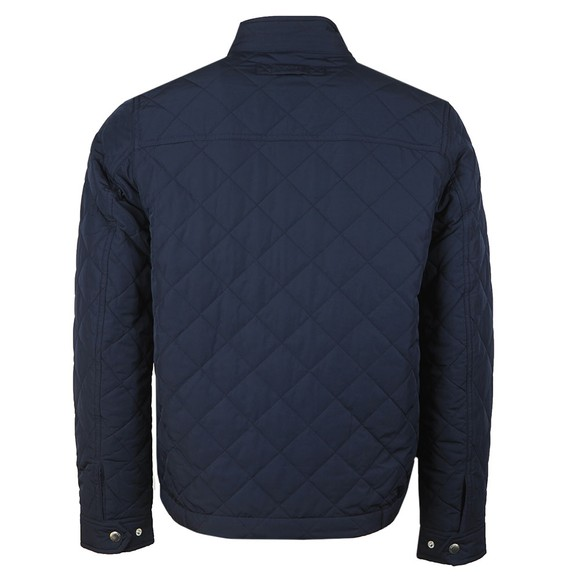 Gant Mens Blue Quilted Windcheater main image