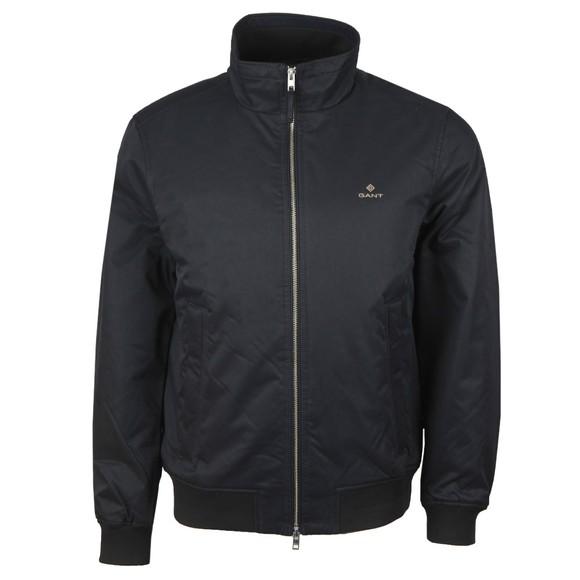 Gant Mens Black The Hampshire Jacket