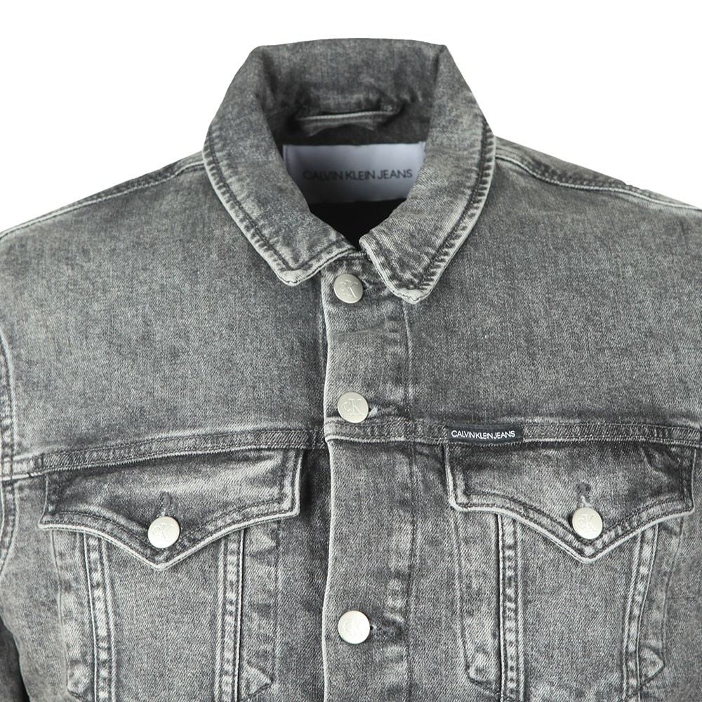 Foundation Slim Denim Jacket main image