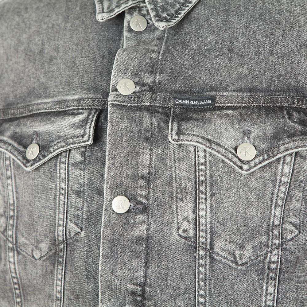 Foundation Slim Denim Jacket main image