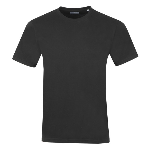 Colorful Standard Mens Black Organic T-Shirt main image