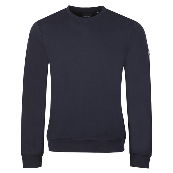 Henri Lloyd Mens Blue Lake Sweatshirt