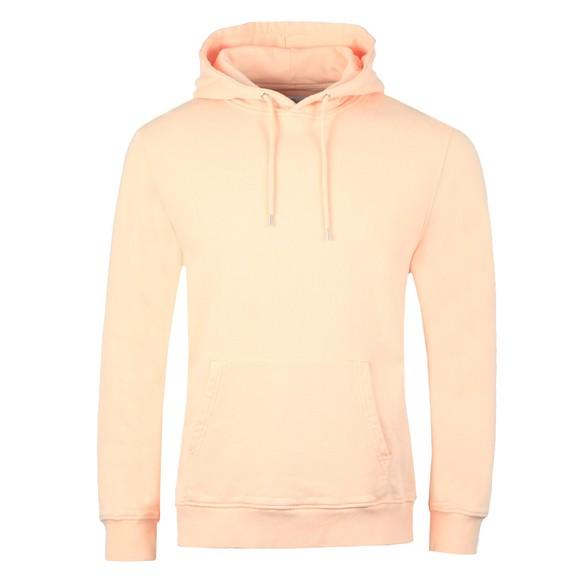 Colorful Standard Mens Pink Classic Organic Hoodie main image