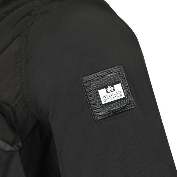 Weekend Offender Mens Black Devito Jacket main image