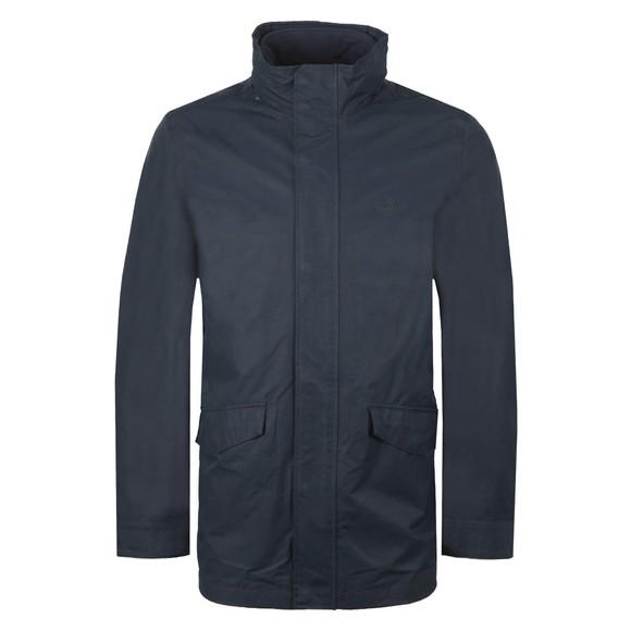 Gant Mens Blue The Double Jacket
