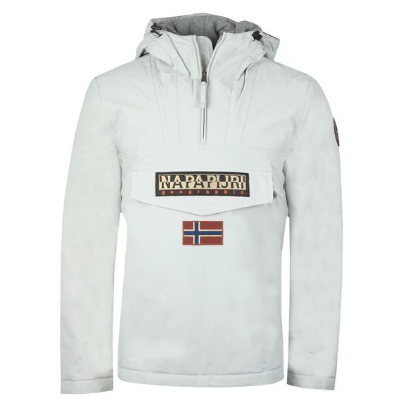 Napapijri Mens Grey Rainforest Winter 2 Jacket