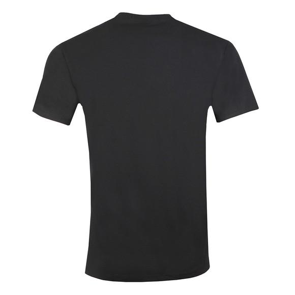 Calvin Klein Jeans Mens Black Grid Insitutional T-Shirt main image