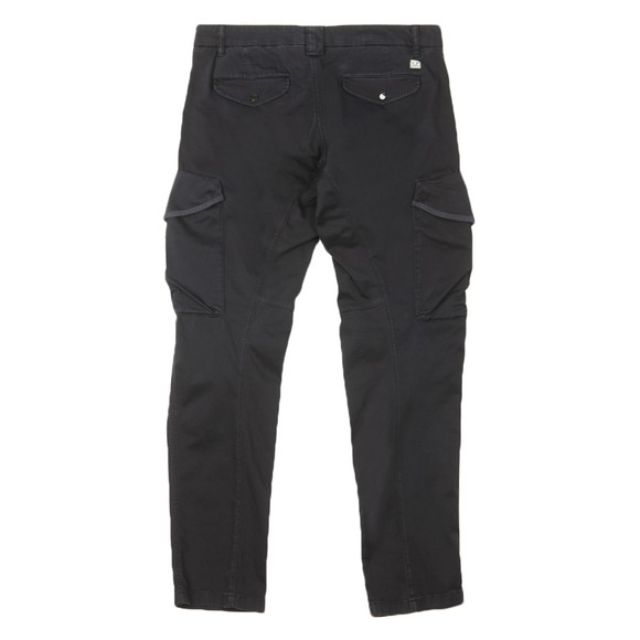 C.P. Company Mens Blue Cargo Raso Stretch Trouser