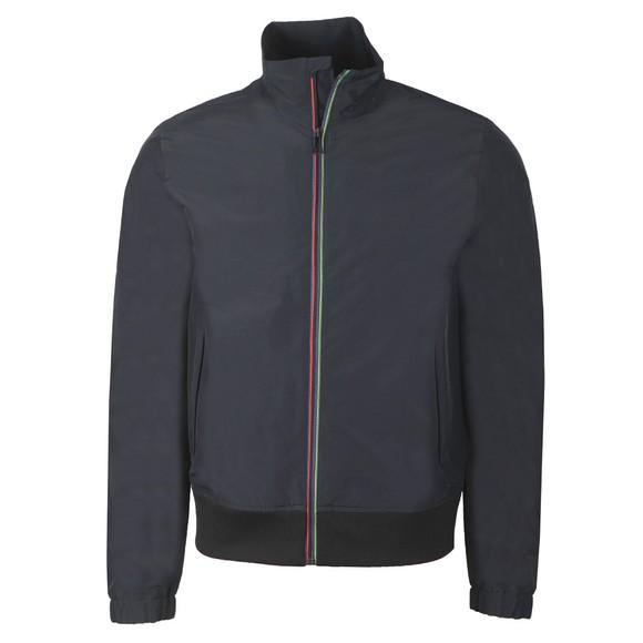 PS Paul Smith Mens Blue Sports Harrington Jacket