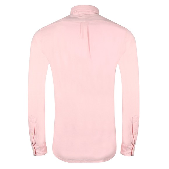 Polo Ralph Lauren Mens Pink Featherweight Mesh Shirt main image