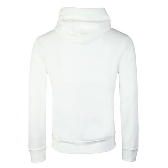Polo Sport Ralph Lauren Mens White Logo Overhead Hoody