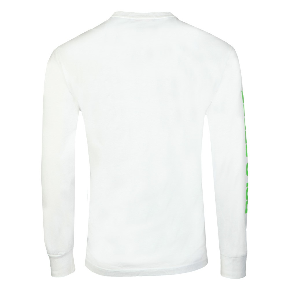 Detailed Arm Logo Long Sleeve T-Shirt main image