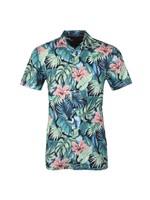 Hawaiian Print SS Shirt