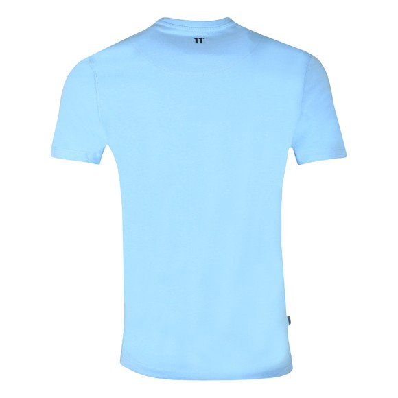 Eleven Degrees Mens Blue Core T-Shirt main image